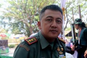 Komandan Kodim 1611 Badung, Letkol Inf. Teddy Arifiyanto