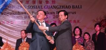 So Tho Hem Ming Dikukuhkan dan Dilantik Sebagai Ketua Guangzhao Bali