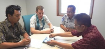 Jasaraharja Bali Santuni Korban Kecelakaan WNA Australia