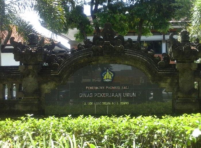 Kantor Balai Wilayah Sungai Bali Penida Provinsi Bali