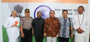 Konsulat Jenderal India Bali Rayakan Hari Republik ke 68 di Bali