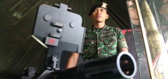 Semarak Pameran Alutsista TNI di Puputan Badung