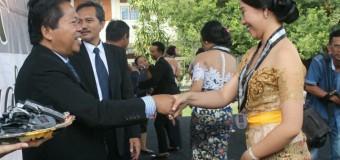 SMAN 1 Denpasar Lepas 465 Siswa, Raih Tiga Kategori Nilai Tertinggi UN se-Bali