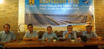 PT Jasamarga Bali Tol berlakukan Tarif Baru